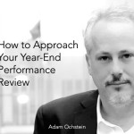 How to Approach Your Year-End Performance Review