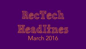 recruiting technology headlines