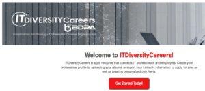 IT diversity careers