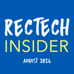 RecTech Insider for August