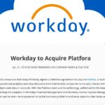 Workday Makes Acquisition