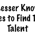 Lesser Known Tools for Tech Talent