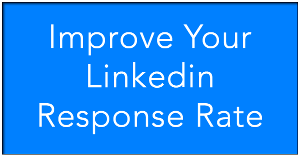 linkedin response rates