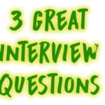 3 Great Interview Questions for Recruiters