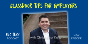 Glassdoor tips for employers