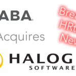 Saba Software Acquires Halogen Software – #HRtech Alert