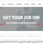 Free job posting site gets a refresh