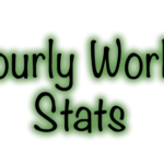 Hourly Worker Stats from Snagajob