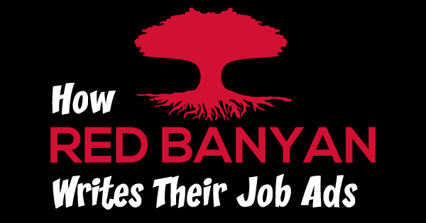 red banyan job ads