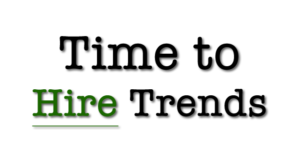 time to hire trends