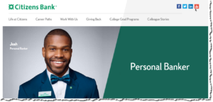 personal banker job
