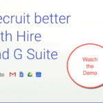 Google Hire Demo Video is Now Online