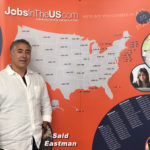 Q&A with Saïd Eastman from JobsInTheUS