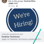 Another Reason to Use Facebook Jobs