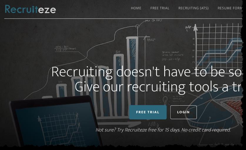 reccruiteze free ats