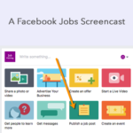 See What Happens When You Post a Job on Facebook (video)