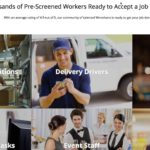 Wonolo Co-Founder Discusses Their On Demand Worker Marketplace (audio)