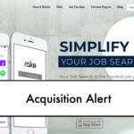 A.I. Company Acquires Rake, Job Search App