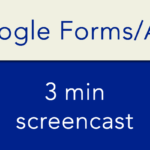 Google Forms – the Free ATS alternative
