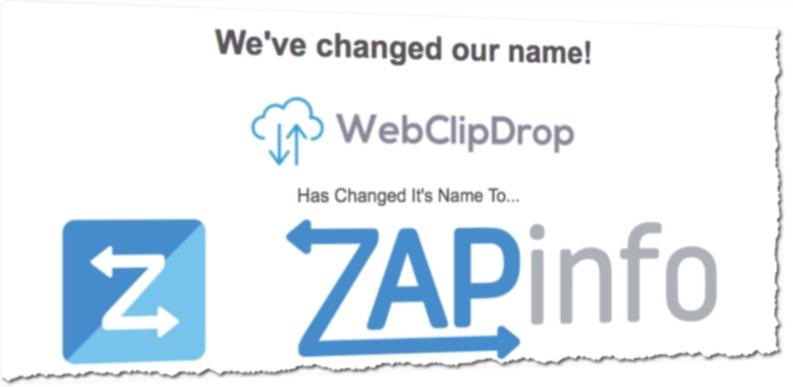 ZAPinfo