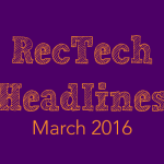 Recruiting Technology Headlines for March