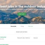 The Outdoor launches new job board for the Outdoors