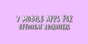 recruiting apps