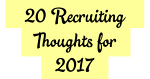 recruiting plans 2017