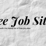 Ultimate List of Free Job Posting Sites