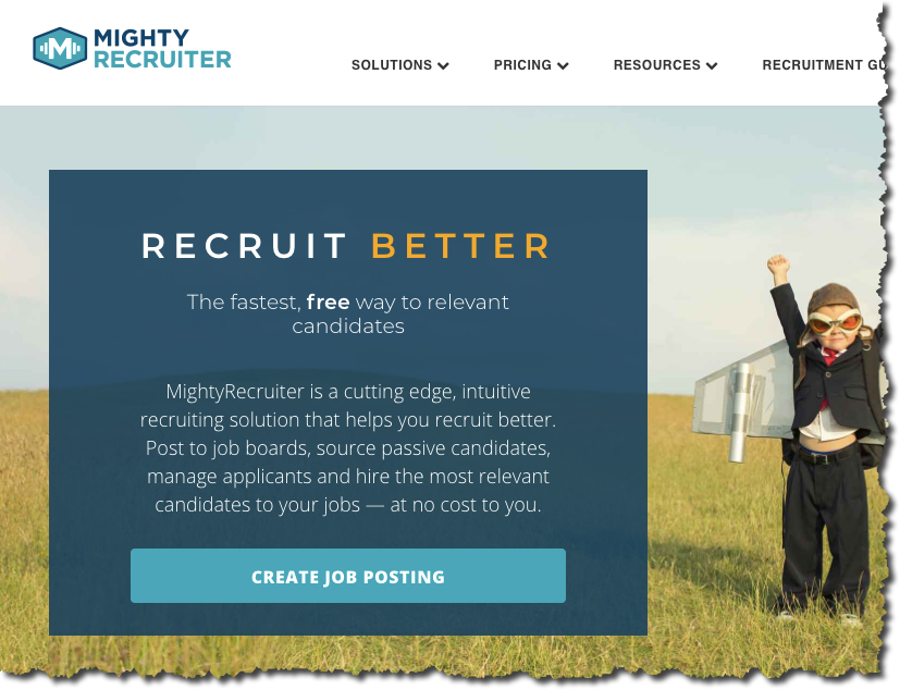 mightyrecruiter free ATS