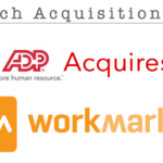 #HRtech Acquisition Alert: ADP and WorkMarket