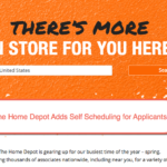 Home Depot Adds Self-Service Interview Scheduling Tool for Retail Workers
