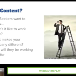 Webinar Replay: Content Marketing for Employers