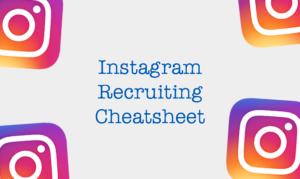 instagram recruiting
