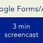 Google Forms – the Free ATS alternative