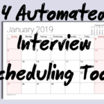 4 Automated Interview Scheduling Tools