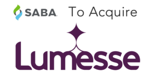 saba software and lumesse