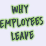 Why Employees Leave (survey)