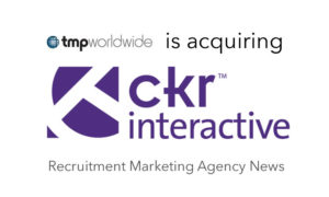 tmp worldwide acquires ckr interactive