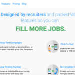 Rectxt launches affordable text recruiting platform to the SMB market