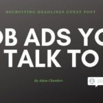 The Job Ads You Talk To: Recruitment Chatbots On Facebook