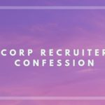 Corporate Recruiter Confesses (audio)