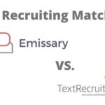 Text Recruiting Software Competition: Emissary.ai vs Text Recruit