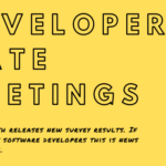 Software Developers Hate Meetings