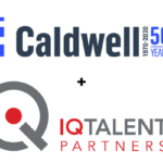 IQTalent Partners to Merge with Toronto based Caldwell
