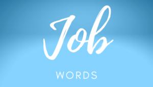 job words