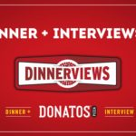 Interviews with a twist: Dinnerviews